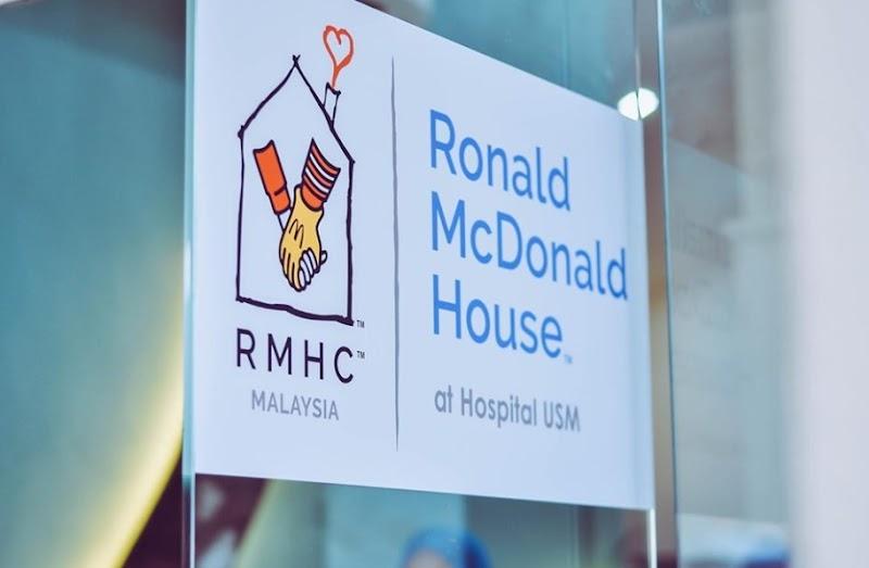 Rumah Ronad McDonald Kini Dengan Rasminya Sudah Sedia Menerima Tetamu