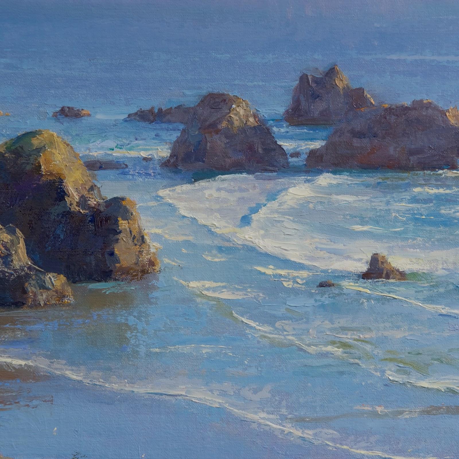Indian Beach: The Art Of James Tennison