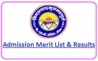 Bholaram Shibal Kharkia College Merit List