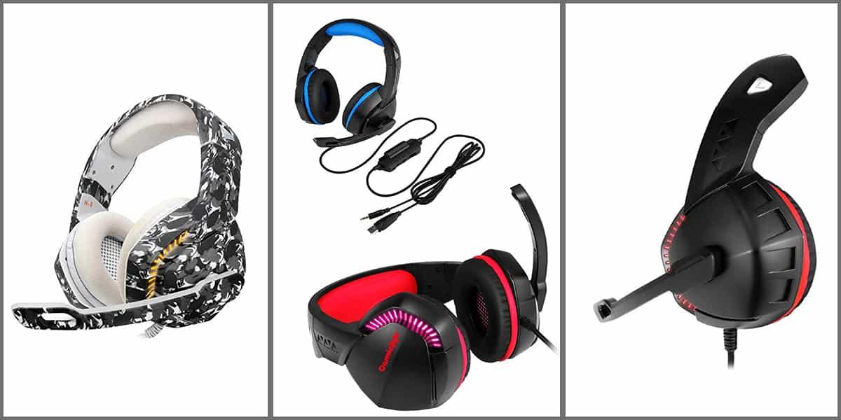 cheap cosmic byte headphones
