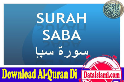 Download Surat Saba Mp3 Full Ayat 1-54 Suara Merdu