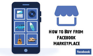 Steps on How to Buy from Facebook Marketplace - Marketplace Facebook Buy