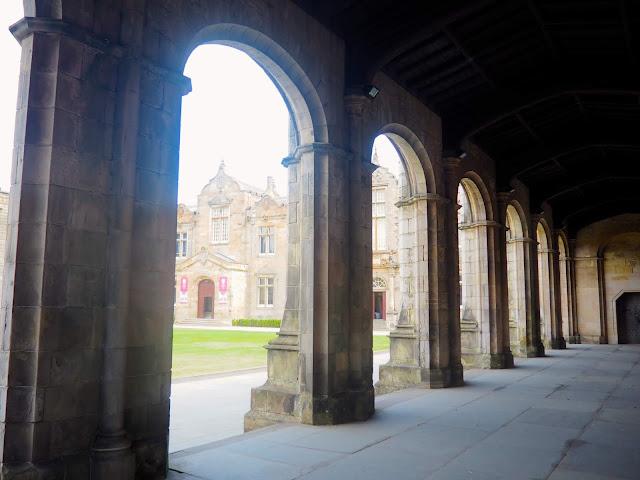 University of St Andrews, Fife, Scotland