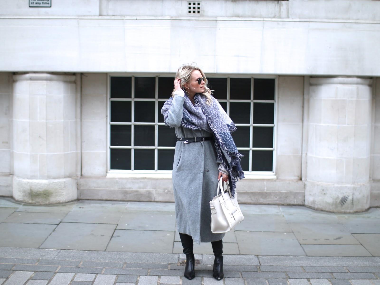 how to wear grey