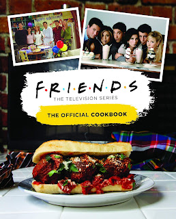 Book cover with sub roll and Friends cast party photos