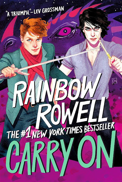 Carry on | Simon Snow #1 | Rainbow Rowell