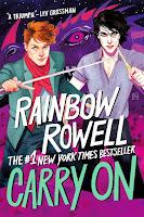 Carry on | Simon Snow #1 | Rainbow Rowell