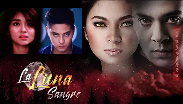 Angel Locsin and John Lloyd Cruz to have a special appearance in La Luna Sangre