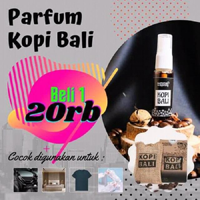 Kopi Bali Spray
