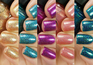 Nvr Enuff Polish In The Depths Collection