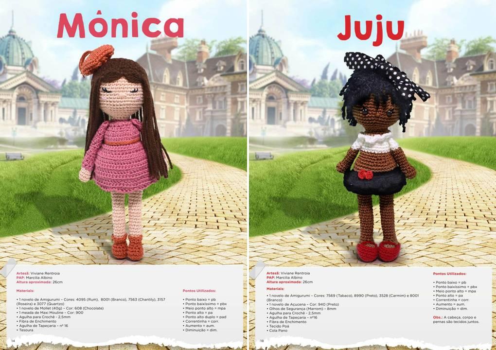 Juju, a nega maluca - Entretantos Crochet | 720x1020