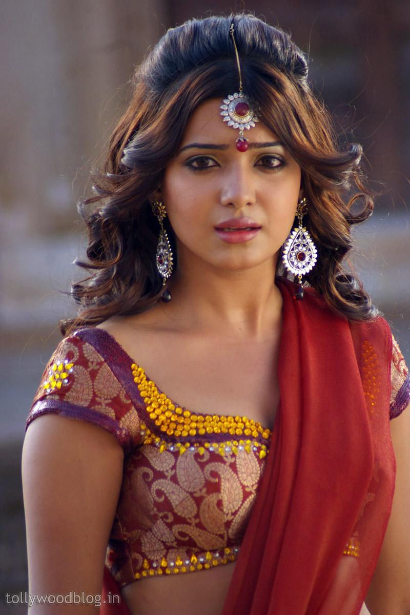 Samantha In Saree: Samantha: Samantha At Hot Wallpaper