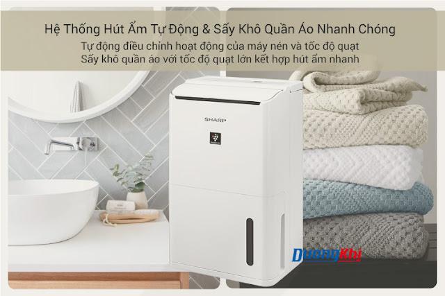máy hút ẩm gia dụng