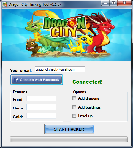 Uhack.com dragon city