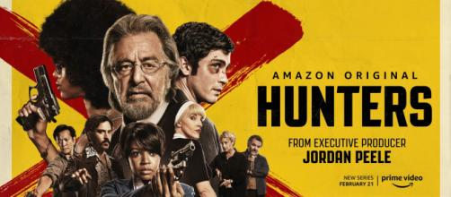 Hunters, la serie estrella de Amazon Prime Video