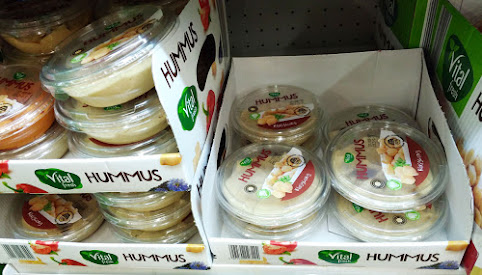 Hummus, Vital Fresh