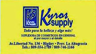 Kyros Supply
