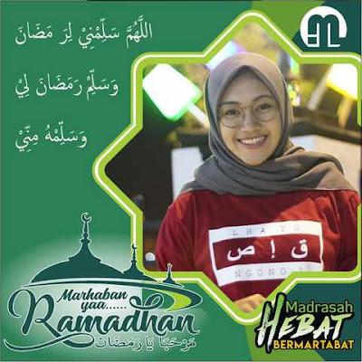 Bingkai Marhaban Ya Ramadan