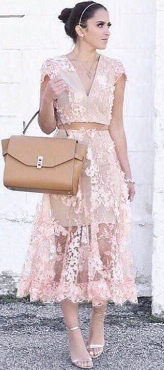 amazing lacer set + bag + heels