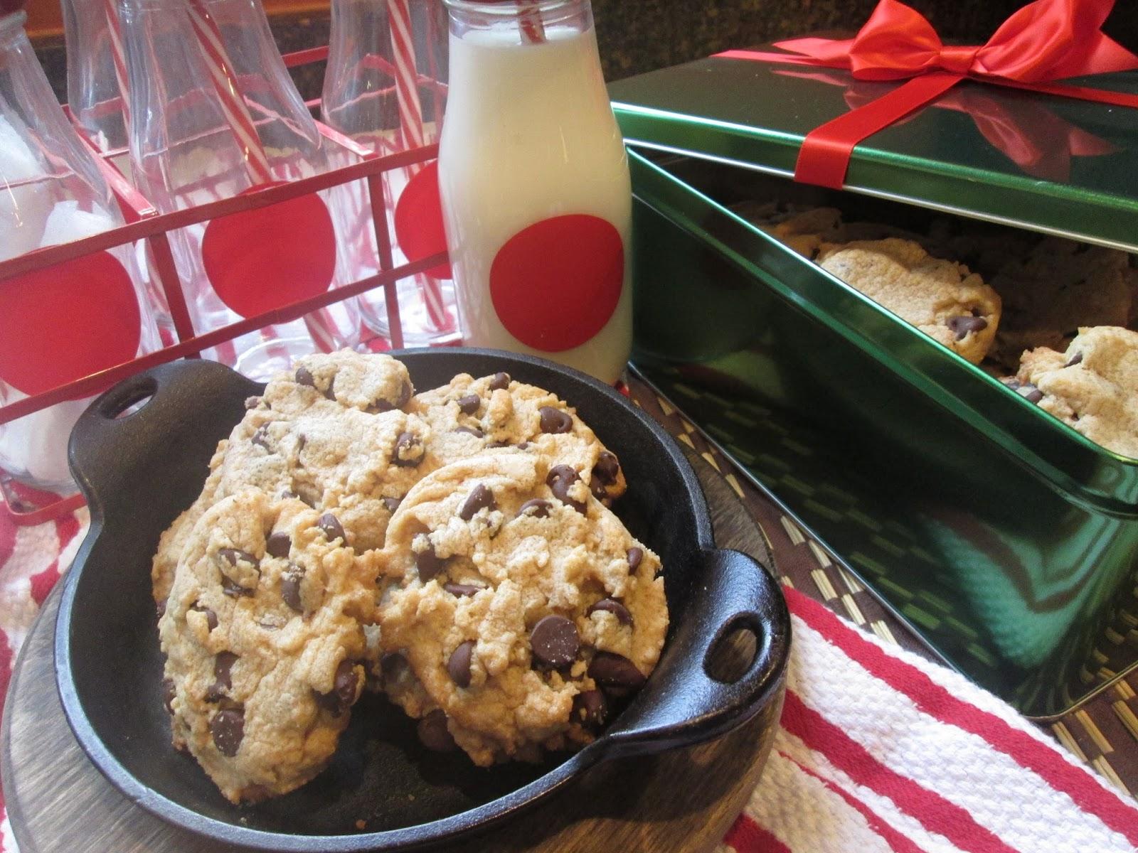 Ina Garten Chocolate Chip Cookies - House Cookies