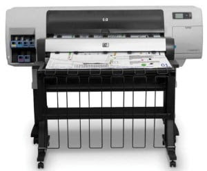 Impressora HP Designjet T7100