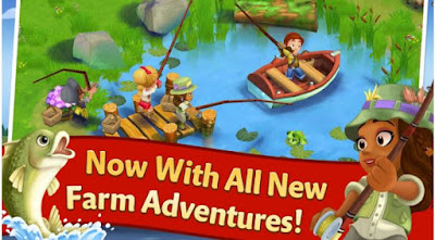 FarmVille 2 Country Escape Mod APK new