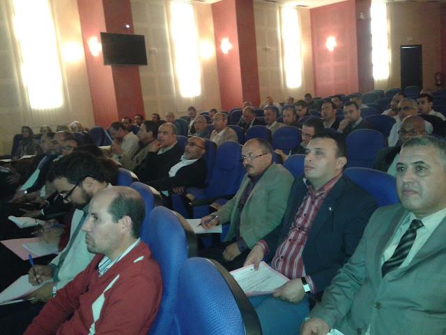 البكالوريا المهنية موضوع لقاءين بأكاديمية جهة طنجة تطوان الحسيمة
