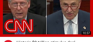latest News, Happening Now, CNN, politics, coronavirus, charles schumer, stimulus, mitch mcconnell