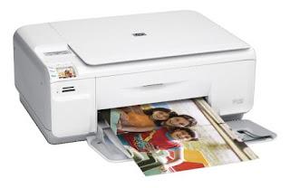 Download Printer Driver HP PhotoSmart C4480