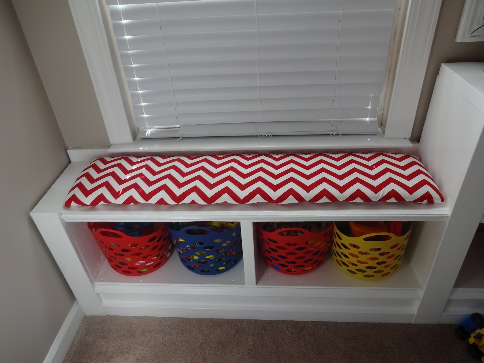 Diy Chair Cushion No Sew Stair Lifts For Elderly Raising Them Up Right Window Seat