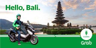 Skema Misi Berlian GrabBike Terbaru di Bali