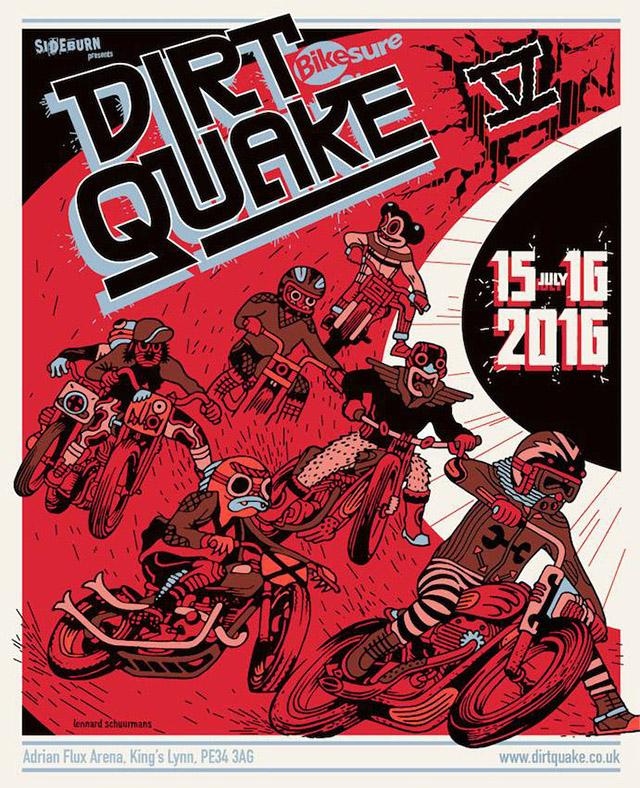 Dirt Quake V