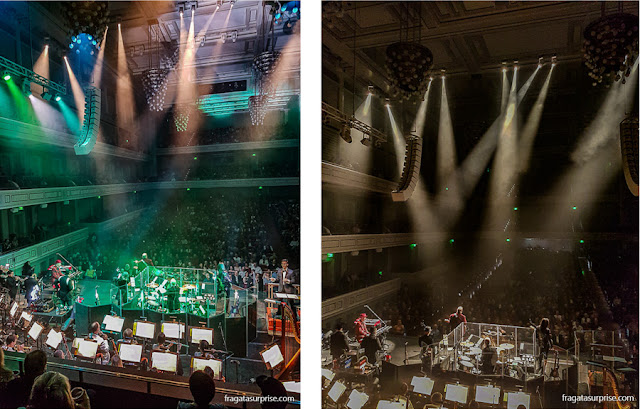 Nashville: show dos Mavericks no Schermerhorn Symphony Center