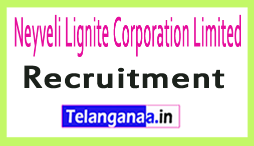 NLC Neyveli Lignite Corporation Limited Recruitment Notification