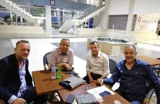 قيس اليعقوبي المدرب الجديد لاتحاد الجزائر