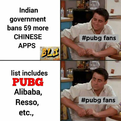 Pubg Ban Memes