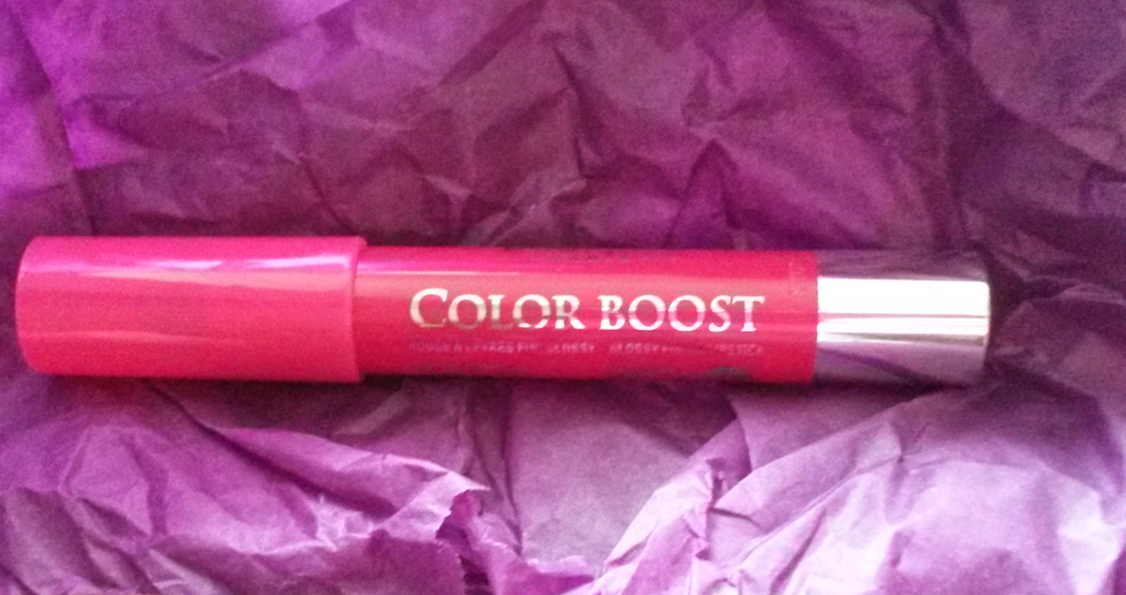 Color boost pinking of it bourjois