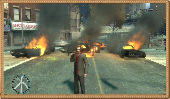 GTA 4 Complete Edition PC Gameplay
