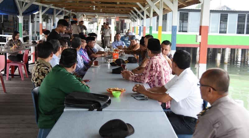 Kapolres Tanjungpinang Ajak Masyarakat Bijak Bermedsos, Cegah Narkoba, Teroris dan Radikalisme