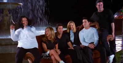 générique série télé friends uchronie personnelle histoire alternative