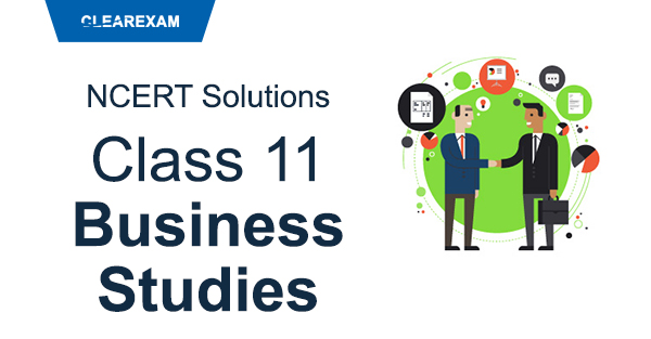 NCERT Solutions Class 11 Business Studies
