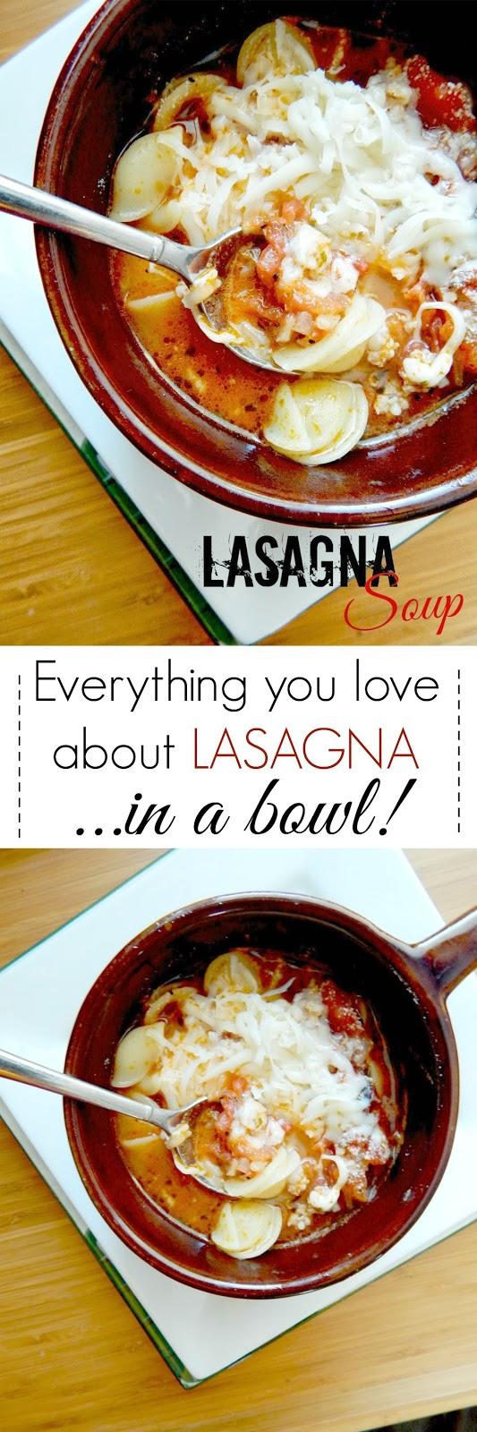 lasagna soup (sweetandsavoryfood.com)
