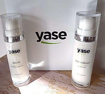 Yase Cosmetics Skincare from Poland (The Lavender Barn)
