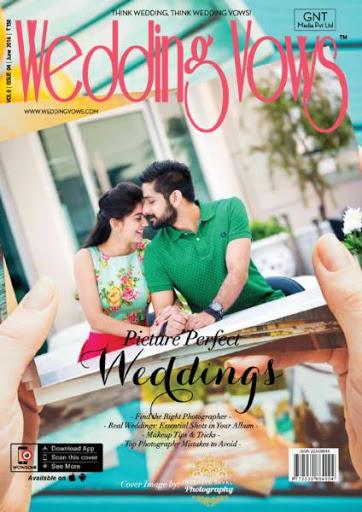 Download Wedding Vows Magazine June 2016 PDF