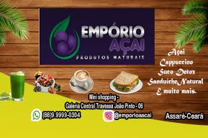 EMPÓRIO DO AÇAÍ