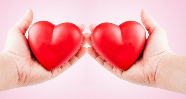 رمز الحب