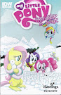 My Little Pony Friendship is Magic #4 Comic Cover Hastings Variant
