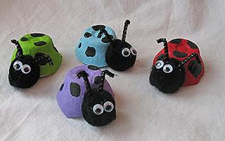 http://craftsbyamanda.com/egg-carton-ladybugs/