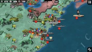 Screenshot World Conqueror 4 - Apcoid