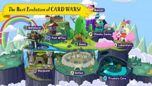 Card Wars Kingdom Apk  v1.0.7 Mod Unlimited Money Terbaru